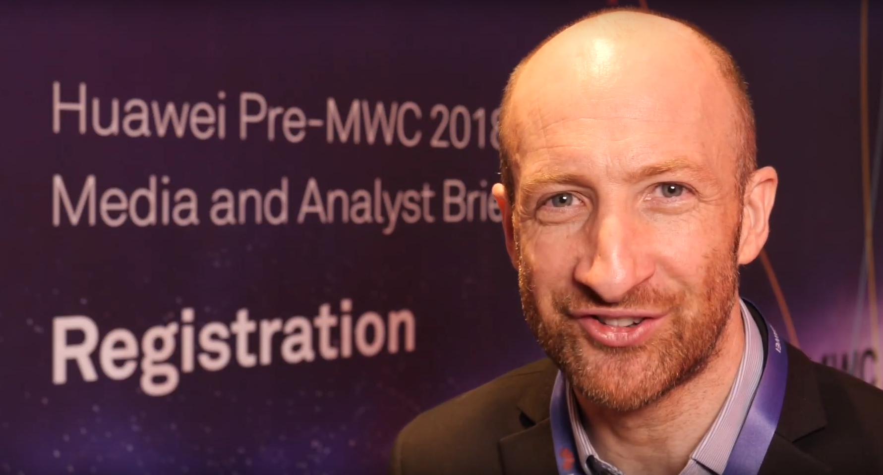Professor Kevin Curran, Ulster University at Huawei PreBrief 2018 in London talking about IoT traffic using more bandwidth than human traffic, Narrow-band IoT (NB-IoT) and 8K video. Kevin also interviews Peter Zhou, Chief Marketing Officer, Huawei Wireless Network Product Line on the future of 5G.