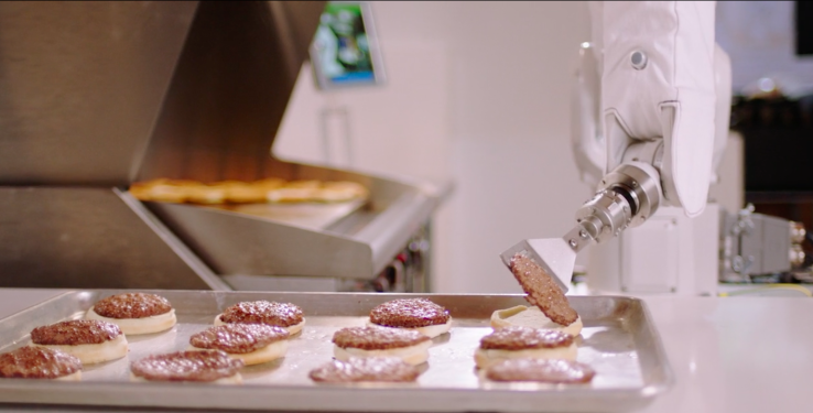 Professor Kevin Curran, Ulster University speaking on BBC Radio Foyle about Flippy, the world's first burger-flipping robot that is designed to operate in a commercial kitchen layout & serve alongside kitchen staff to fulfill a variety of cooking tasks.