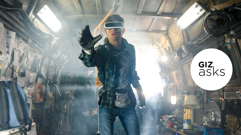 rofessor Kevin Curran, Ulster University in an interview with Gizmod on whether we could support a world wide Virtual Reality world as shown in the movie Ready Player One.