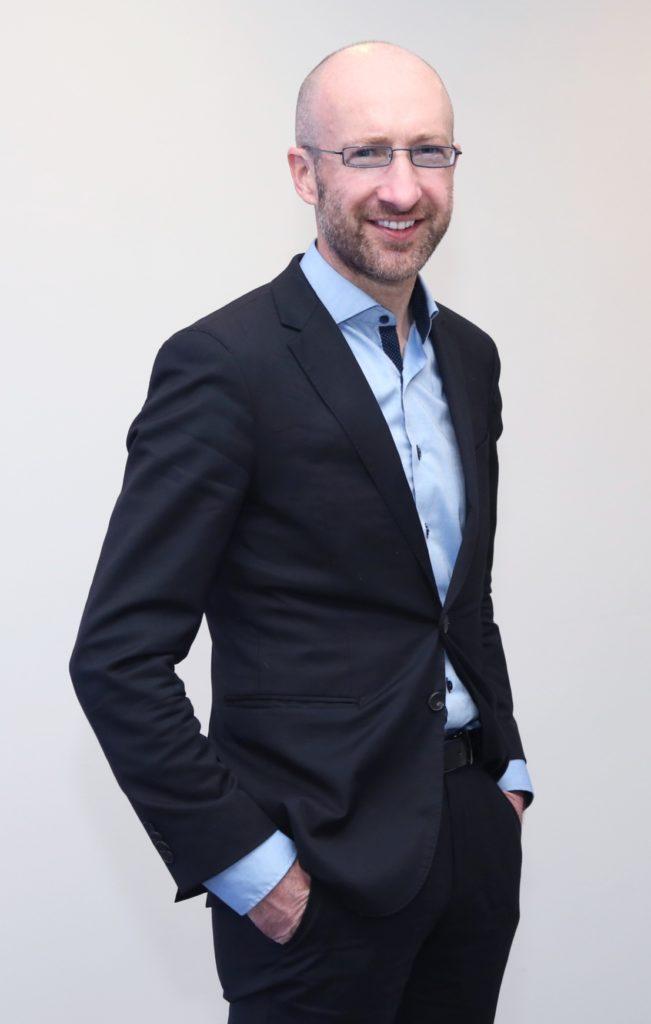 Professor Kevin Curran – Professor of Cyber Security.