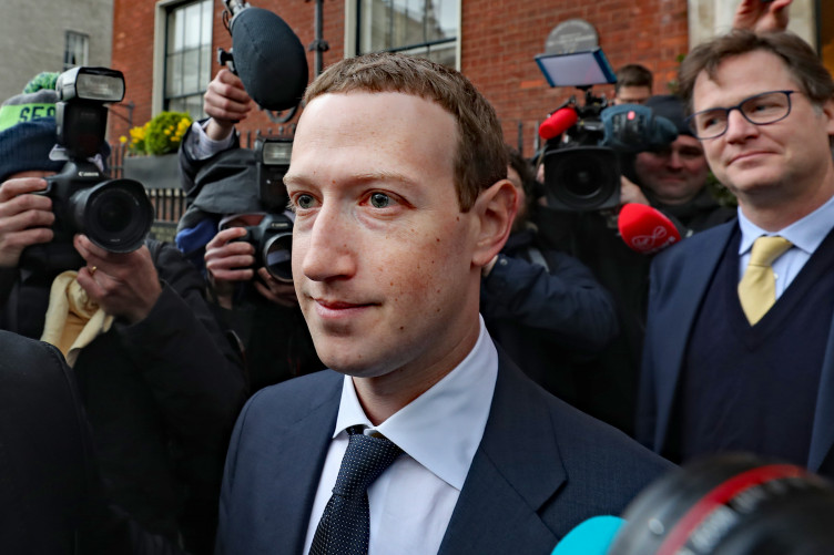Professor Kevin Curran, Ulster University in an interview on BBC Radio Foyle about Facebook CEO Mark Zuckerberg who met with Irish lawmakers after calling for more action from governments to regulate social media.