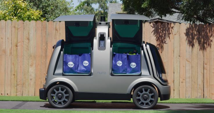 Professor Kevin Curran, Ulster University in an interview with Newsweek on use cases which become possible in the future for society with driverless vehicles.