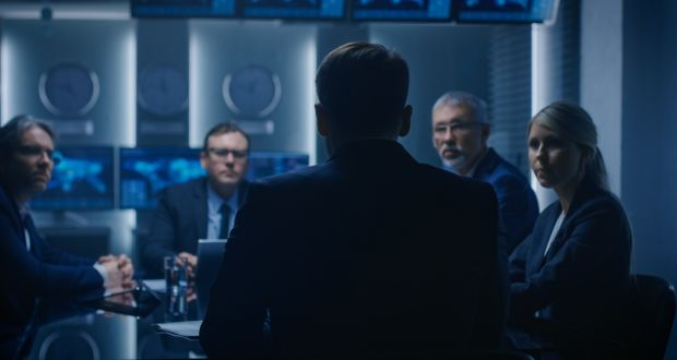 Professor Kevin Curran, Ulster University in an interview in the Irish Times on the topic of cybersecurity being taken more seriously in the boardroom.