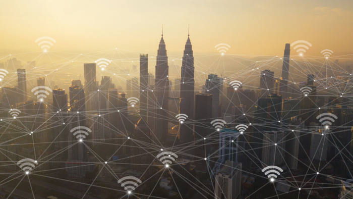 Professor Kevin Curran, Ulster University in an interview with The Financial Times on how IoT data could allow governments and councils to improve quality of life for residents in cities.