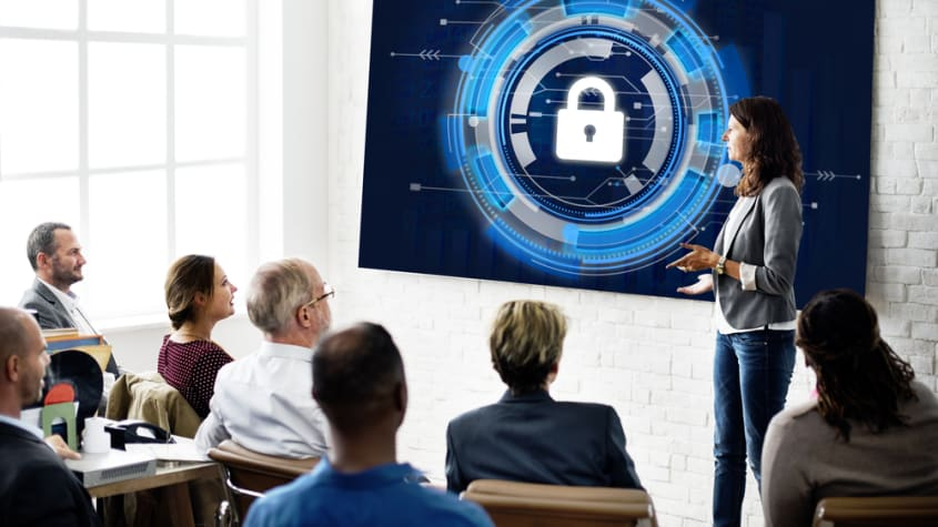 Professor Kevin Curran, Ulster University in an interview with IT Pro on the importance of the chief information security officer (CISO) taking the lead in cyber security strategies.