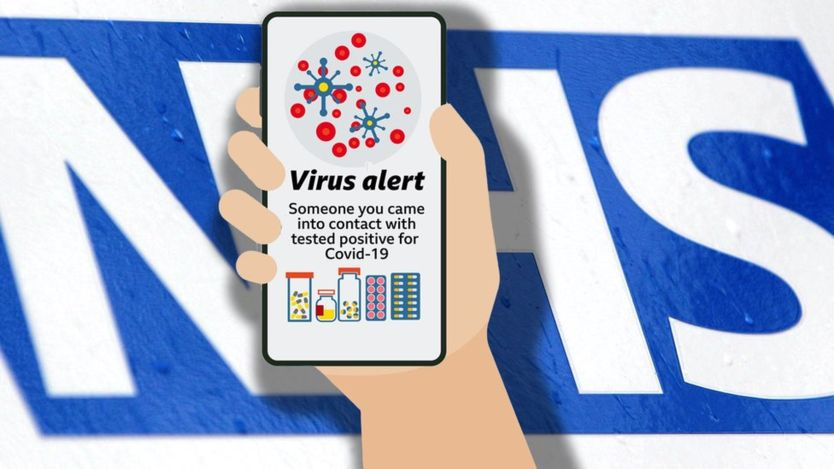 Professor Kevin Curran, Ulster University in an interview on BBC Radio Foyle about the UK confirming plans for an app that will warn users if they have recently been in close proximity to someone suspected to be infected with the coronavirus.