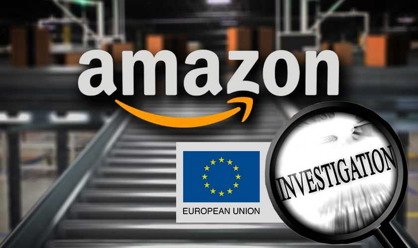 Professor Kevin Curran, Ulster University in an interview on BBC radio Foyle about the EU charging Amazon for anti-competitive behaviour and nearly a quarter of UK 18-24-year-olds now using Instagram as a source of news about coronavirus.