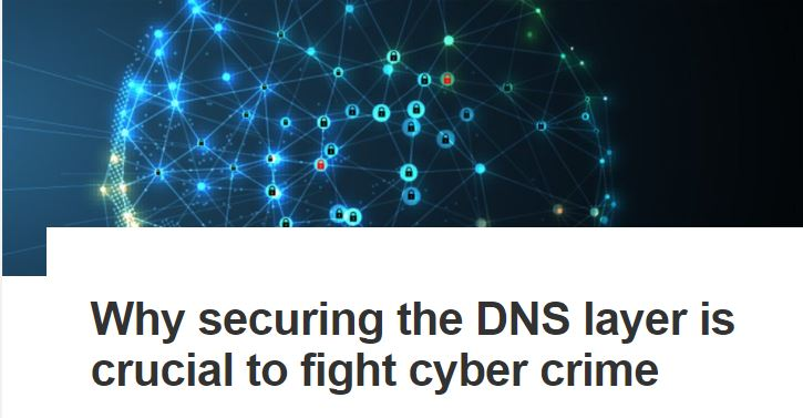 Professor Kevin Curran, Ulster University in an interview with Computer Weekly on DNS over TLS (DoT) & DNS over HTTPS (DoH) which encrypt plaintext DNS traffic to prevent third parties from intercepting DNS requests.
