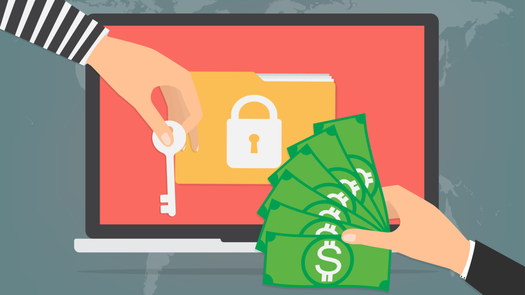 Professor Kevin Curran, Ulster University in an interview with ITPro on the motivation behind ransomware, the importance of backups and simple methods to help prevent being attacked.